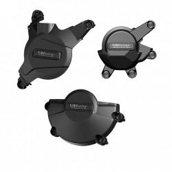 GBRacing Kit Tampas de Motor CBR600RR 07-16