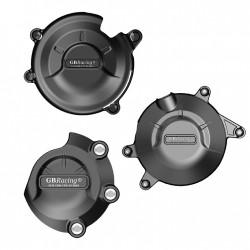 GBRacing Kit Tampas de Motor CBR500RR 2013-2016