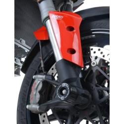 R&G Protetor de suspensão para Multistrada 1200/1200S 15- / Monster 797 17- / Multistrada 950 17- / Multistrada 1260 18-