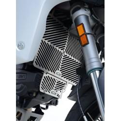 R&G Proteção de Radiador para Multistrada 1200/S 15- / Multistrada 1260 18-