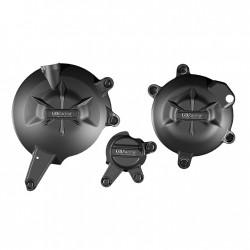 GBRacing Kit Tampas de Motor ER6 06-16