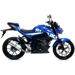 ARROW THUNDER Escape Completo para GSX-S 125 17-