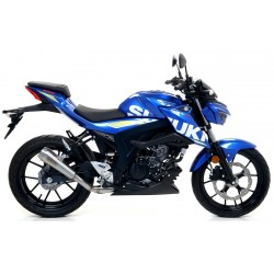 ARROW PRO-RACE Full Exhaust System for GSX-S 125 17-