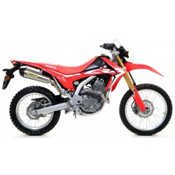 ARROW X-KONE Ponteira de Escape para CRF250L / RALLY 17-
