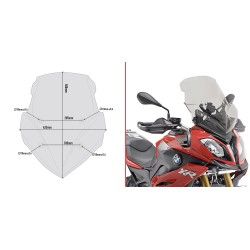 GIVI Touring Windscreen for S1000XR