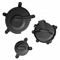GBRacing Kit Tampas de Motor GSX-R600 / 750 06-16