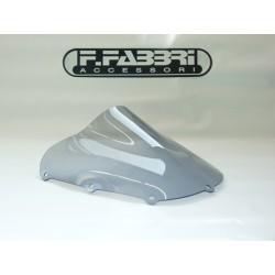 F.Fabbri Vidro Dupla Bolha para CBR 900 RR 02-03