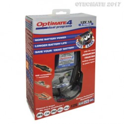 OPTIMATE 4 Dual Program STD, AGM & GEL 12V