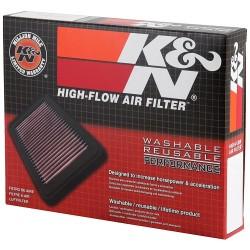 K&N Filtro de Ar para GSR600 06-11 / GSR750 11-16 / GSX750 16-