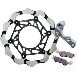 BRAKING Kit de Disco Oversize para KTM (EXC/SX) / HUSQVARNA (TC/FE)