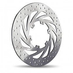 BREMBO Serie Oro Round Brake Disk Kit (Front) for Africa Twin XRV 750 90-02