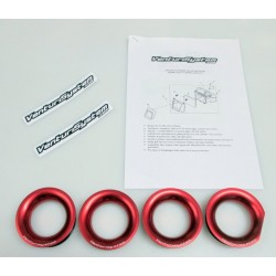 VENTURISYSTEM Velocity stacks for S1000RR 16-18