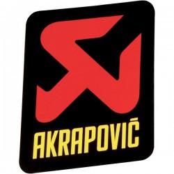 AKRAPOVIC Exhaust Sticker