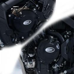 R&G Kit Tampas de Motor para CBR650F / CB650F 13- / CB650R 19-