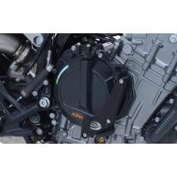 R&G Deslizador da Tampa de Motor (Direita) para DUKE 790 18- / 790 ADVENTURE 19-