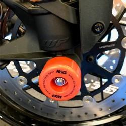 R&G Proteção de Suspensão para 790 Duke 18- / 990/950 Superduke / SuperMoto