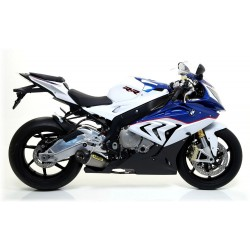 """ARROW """"COMPETITION LOW"""" Full Exhaust System for S1000RR 15-18"""