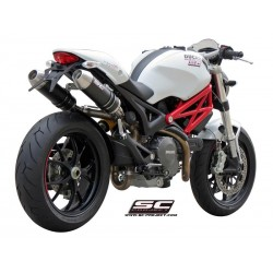SC PROJECT Ponteiras de Escape para MONSTER 696 09-14