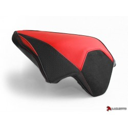 LUIMOTO Veloce Seat Cover (Passenger) for PANIGALE 18-
