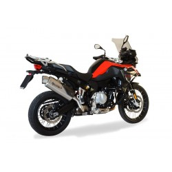 HP CORSE 4-TRACK Silencer for F850GS 19-