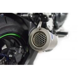 """TERMIGNONI """"GP2R-R"""" Ponteira de Escape para Z900 17-"""