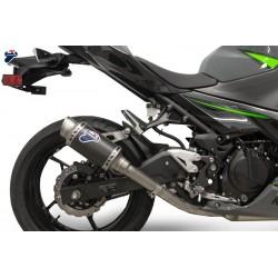"""TERMIGNONI """"GP CLASSIC"""" Ponteira de Escape para NINJA 400 / Z400 18-"""