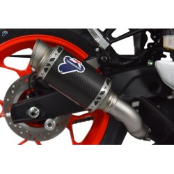 "TERMIGNONI ""GP CLASSIC"" Silencer for YZF-R3 / MT-03 15-"