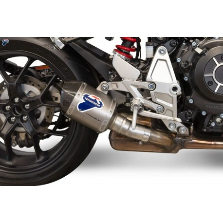 "TERMIGNONI ""RELEVANCE D70"" Ponteira de Escape para CB 1000 R 18-"