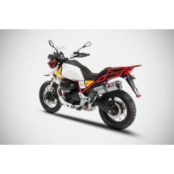 ZARD Ponteira de Escape para MOTO GUZZI V85TT 19-
