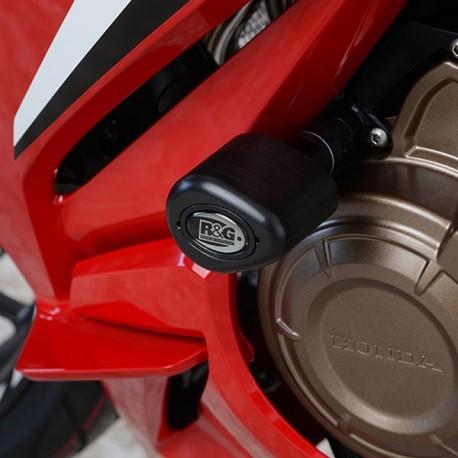 R&G Aero Crash Pads para CBR500R 19-