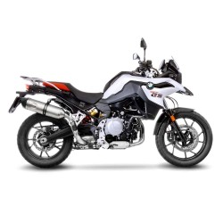 LEOVINCE LV ONE EVO Silencer for F750GS 18- / F850GS 19-