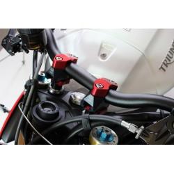 GILLES TOOLING Kit de Suporte do Guiador para FTR1200 19-