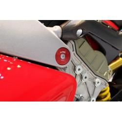 CNC Racing Conjunto de tampas de quadro para Panigale V4 18-