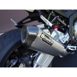 Brock's Performance CT Full Exhaust System for S1000RR 15-18 / S1000R 15-18