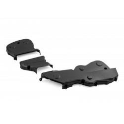 CNC Racing Full timing belt cover kit for Hypermotard 821 13-15 / 939 16-18