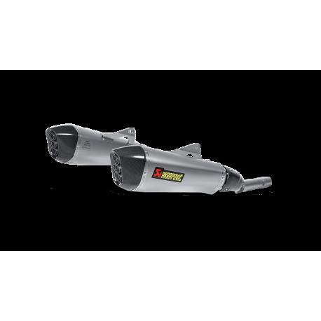 Akrapovic Ponteira de Escape para K1600 GT 17-