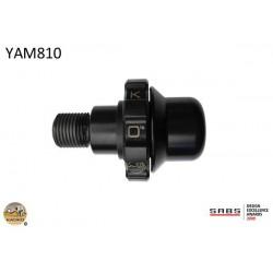 KAOKO Estabilizador do acelerador para MT09 14- / MT-07 14- / YZF-R125 '19-