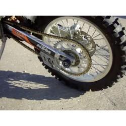 R&G Fork Protectors KTM EXC and SMR models (2006)