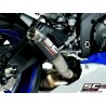 SC PROJECT GP70-R Ponteira de Escape para YZF-R6 17-
