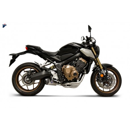 "TERMIGNONI ""RELEVANCE CONICO"" Escape Completo para CB650R 19-"