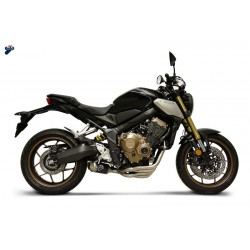 "TERMIGNONI ""GP CLASSIC"" Full Exhaust System for CB650R 19-"