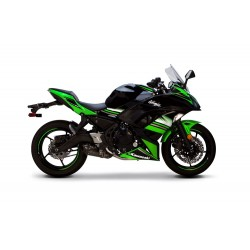 TWO BROTHERS Escape Completo para NINJA 650 17-