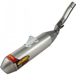 FMF Q4 HEX Silencer for WR 450 F 12-15