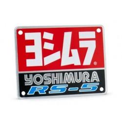 YOSHIMURA Placa de Escape RS-5