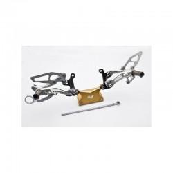 ROBBYMOTO EVO Rear Set Control Kit for S1000RR 19-