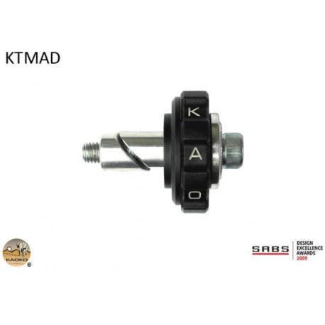 KAOKO Estabilizador do acelerador para 1190 Adventure / 1190 Adventure R 13-