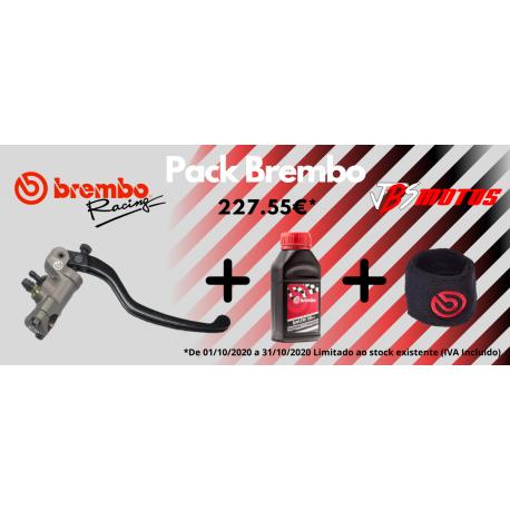 BREMBO Kit Bomba de Travão 19X20