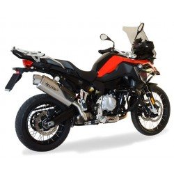 HP CORSE 4-TRACK R Silencer for F 850 GS 19-