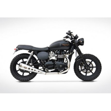 """ZARD """"SPECIAL EDITION"""" Full Exhaust System for THRUXTON"""