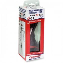 OPTIMATE Cabo para ligação na bateria